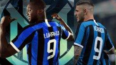 Ромелу Лукаку е новата деветка на Интер