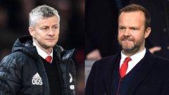 Ед Уудуърд бе една от движещите сили Оле Гунар Солскяер да получи постоянен договор начело на Юнайтед.