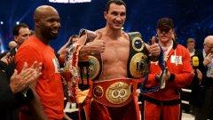 Ще видим ли Кличко отново на професионалния ринг?