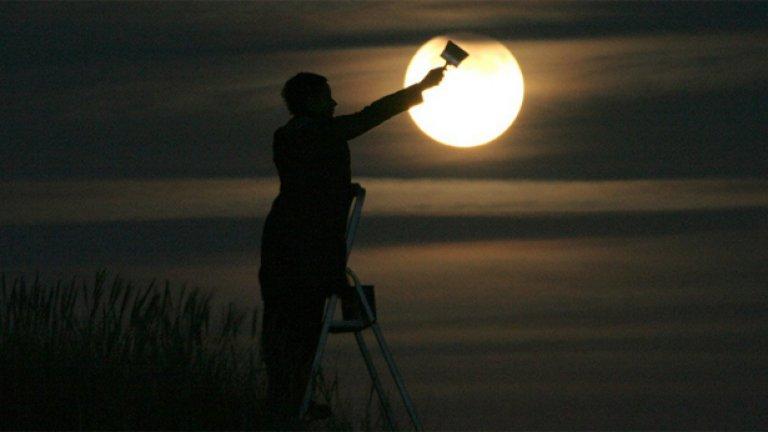 Лунното затъмнение тази вечер ще е достъпно и с невъоръжено око