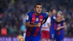 """Рафиня, който е брат на Тиаго Алкантара и син на Мазиньо, ще направи изненадващ трансфер от Барса чак в Турция при """"фенерите"""""""
