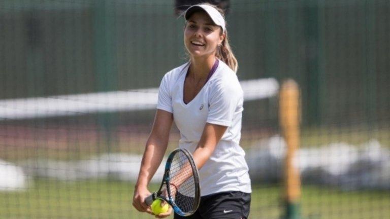 Томова напуска Уимбълдън с високо вдигната глава, а мачът със Серина продължи час и 6 минути