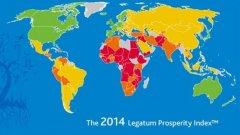 България е на 48 място по просперитет сред 142 държави