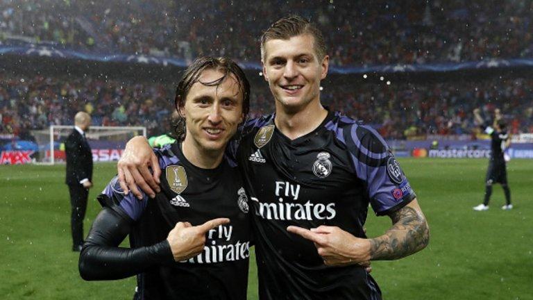 Партньорството му с Модрич е емблематично за цяла ера на европейски успехи с Реал