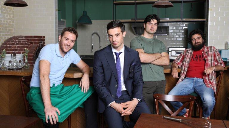 """Сериалът """"Татковци"""" разказва историята на четирима мъже, влезли в света на бащинството"""