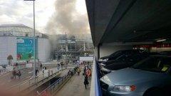 """10 дни след терористичната атака летище """"Завентем"""" отново ще заработи"""