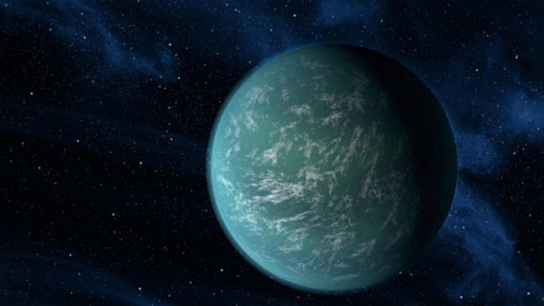 Новата Земя Кеплер 22