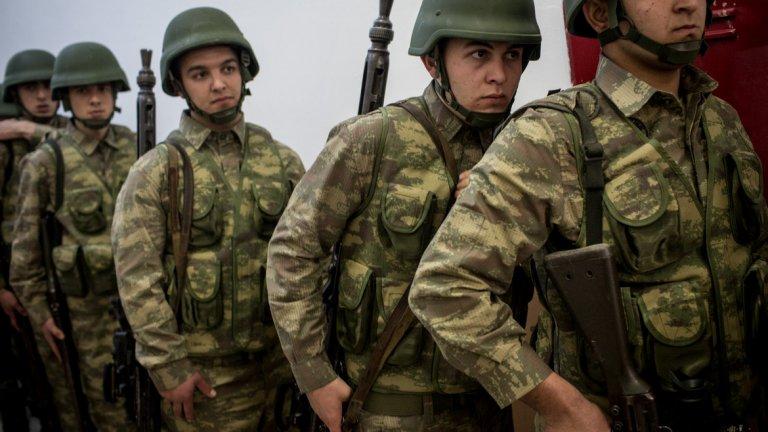 Турските патрули ще обикалят в района на 10 км радиус от контролираните от тях територии, при това придружени от части на руската военна полиция.