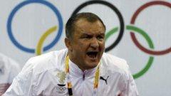 Легендарният треньор по борба Симеон Щерев е в болница с COVID-19