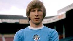 Почина най-обичаният играч в историята на Манчестър Сити
