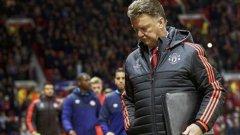 250-те милиона на Ван Гаал не донесоха почти нищо на Юнайтед...
