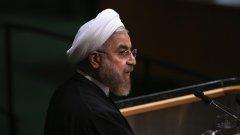Хасан Рухани настоя сделката да бъде ратифицирана, тъй като тя защитава ядреното бъдеще на Иран и осигурява край на ембаргото, което съсипа икономиката на страната