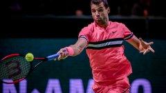 За Димитров предстои мач срещу Андрей Рубльов, който ще е трети между двамата. Руснакът спечели на US Open 2017, а на тазгодишния Australian Open първата ни ракета взе реванш.
