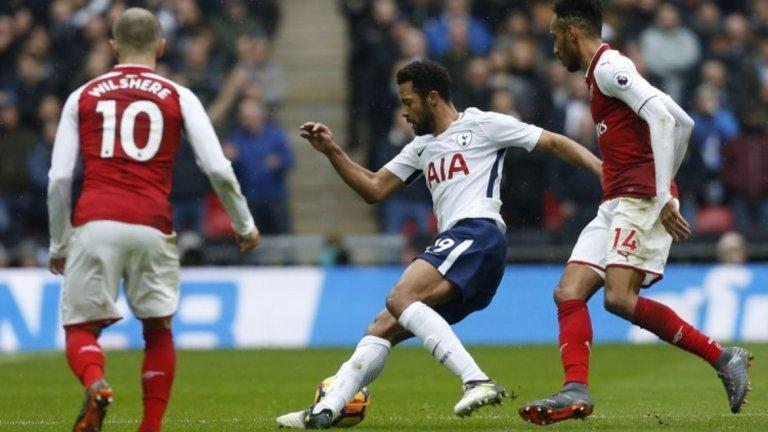 Начинът му на боравене с топката отчайва противниците и вдъхва увереност на съотборниците