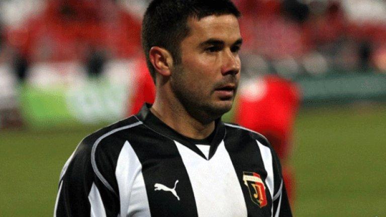 Йордан Тодоров сякаш се прероди в състава на Локомотив (Пловдив)