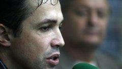 Тони Велков отхвърли възможността да поеме ЦСКА от лятото