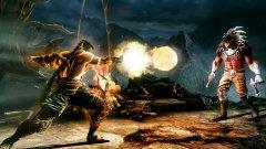 10. Killer Instinct (PC, Xbox One)  Почти две десетилетия след премиерата на оригиналната игра, Microsoft и Double Helix върнаха към живот Killer Instinct под формата на лъскава и комплексна бойна игра, която лесно може да съперничи на Mortal Kombat и Street Fighter. В каталога на преработената версия личат както някои познати герои от някогашната класика, така и нови попълнения.   Всички режими са отключени от самото начало и не е необходимо да плащате; единственото ограничение е, че имате достъп само до един герой в даден момент. Но това ви дава време да научите всичките му тънкости и атаки, нали? За по-нетърпеливите съществува Ultra Edition на играта, което дава достъп до всички бойци.