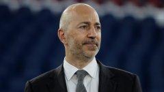 Шеф на Милан е с рак на гърлото