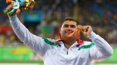 Ружди Ружди постави световен рекорд на световното първенство по лека атлетика за хора с увреждания