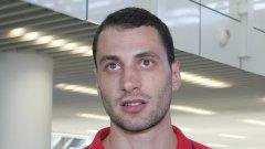 Матей Казийски пропуска старта на серия А, след като получи почивка от Радостин Стойчев