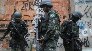 Притеснителна тенденция, която става все по-голям проблем за полицията и армията