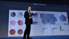 Главният изпълнителен директор на Cambridge Analytica Александър Никс