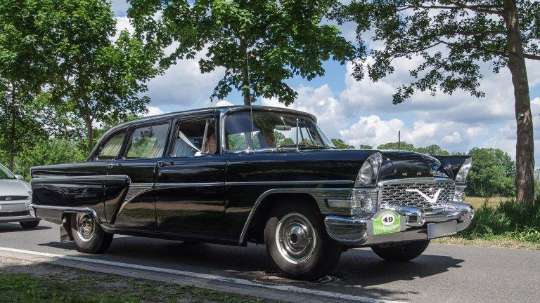 """""""Най-красивият съветски автомобил на XX век"""""""