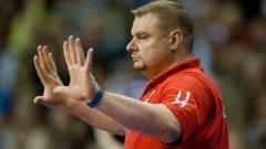 Треньорът на руския национален отбор Владимир Алекно неизменно се сблъсква с България