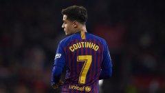 """Казусът """"Коутиньо"""": Още 10 мача за Барса ще означават още 18 млн. паунда за Ливърпул"""
