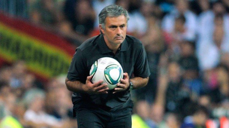 Моуриньо е готов да поеме вината за евентуалното отпадане на Реал