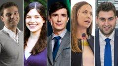 Кои са петимата българи, които намериха място в класацията на Forbes за най-влиятелни млади хора под 30 години (галерия)
