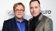 67-годишната поп звезда Елтън Джон и Дейвид Фърниш ще сключат брак през май