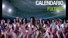 HR Models създаде секси календар на турнира. Вижте пламенната подкрепа за 12-те отбора на Копа Америка...