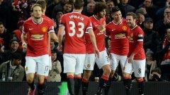 Гол на Фелайни донесе победата на Юнайтед над Палас