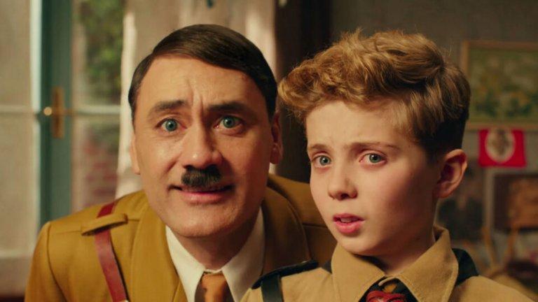 """Режисьорът и сценарист Тайка Уайтити за """"Джоджо Заека"""", омразата и """"Оскар""""-а."""