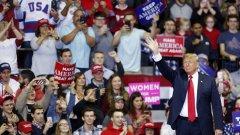 През следващите 2 години президентът Доналд Тръмп ще се принуди да се съобразява много по-сериозно с опозицията по някои от най-поляризиращите си консервативни и антиимигрантски политики, които обещаваше да наложи по време на предизборната си кампания