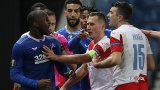 Наказаха защитник на Славия Прага за десет мача за расизъм