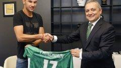Чунчуков взе номера на Дани Абало