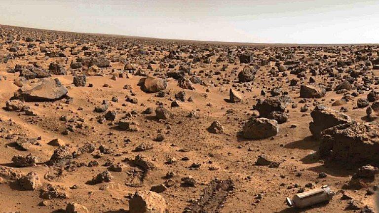 Търсим живот на Червената планета