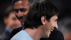 """""""Меси искаше да отиде в Челси и да играе за Моуриньо"""""""