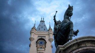 Яш доскоро беше най-западналият голям град на Румъния. Вече не.