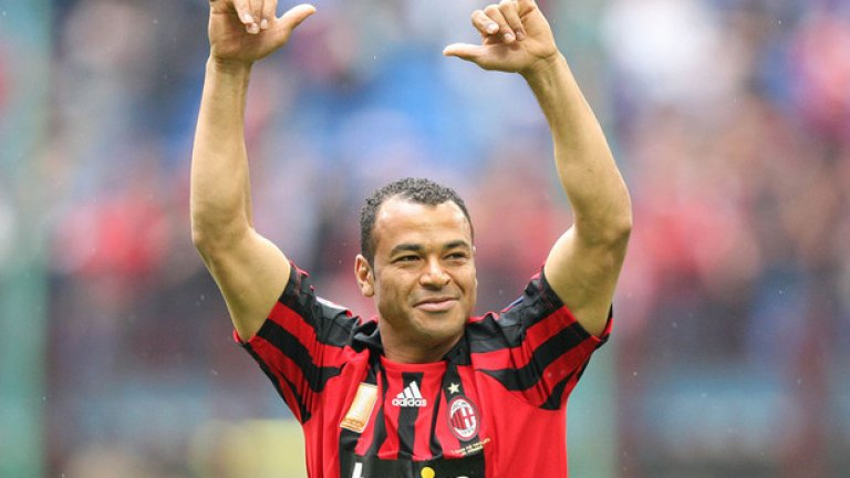 29. Кафу (2003-2008, 4 гола в 166 мача)