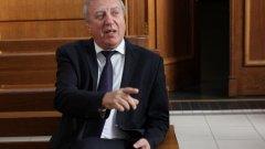 Томов обясни, че дълговете на ЦСКА вече са под 15 милиона лева