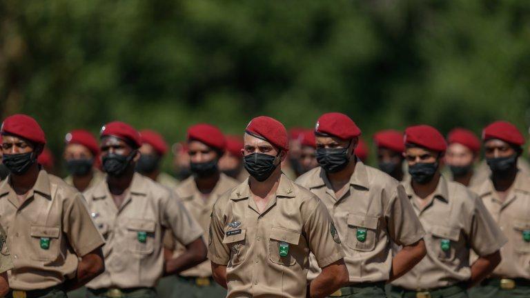 Кои са най-силните армии в света за 2020 г.