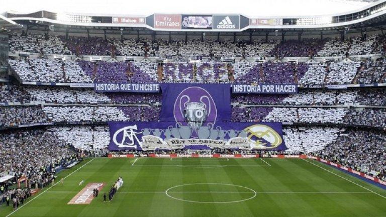 Реал Мадрид припомни на Барса кой е Крал на Европа преди есенното дерби в Мадрид.