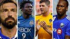 Дали някои от звездите в MLS ще се върнат в Европа и по-точно в Англия през януари?