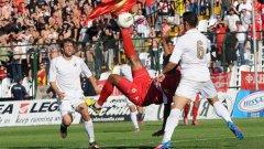 Славия срещу ЦСКА-София е дербито, което ще се изиграе в първия кръг на българското първенство