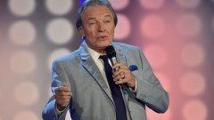 Почина чешкият естраден певец Карел Гот