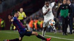 """Винисиус отбеляза 4 гола от дебюта си за """"кралете"""" в края на септмеври - два в Ла Лига и два за Купата на краля.  Но по-важното е, че много бързо намери синхрон с Карим Бензема и двамата в момента са на гребена на вълната."""