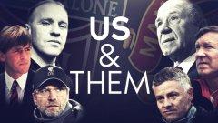Us and them. Доживяхме Ливърпул - Юнайтед пак да е битка за титлата